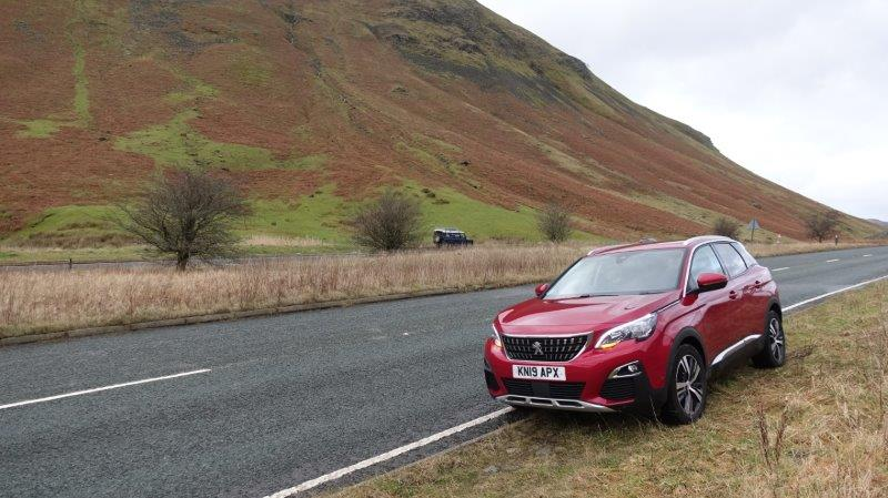 Car in Lake District  | UK Road Trip