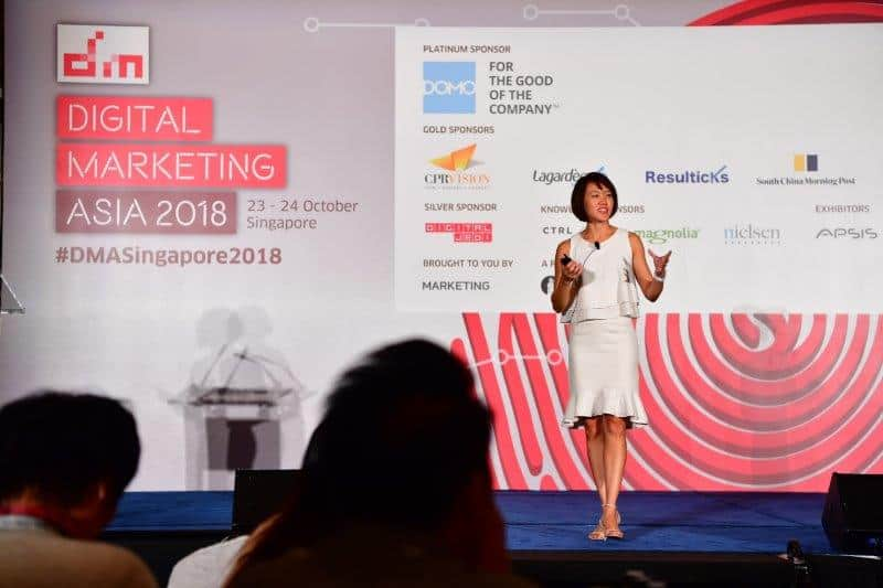 Lydia Yang Speaker and Consultant at Digital Marketing Asia