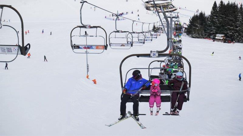 donovaly ski slopes