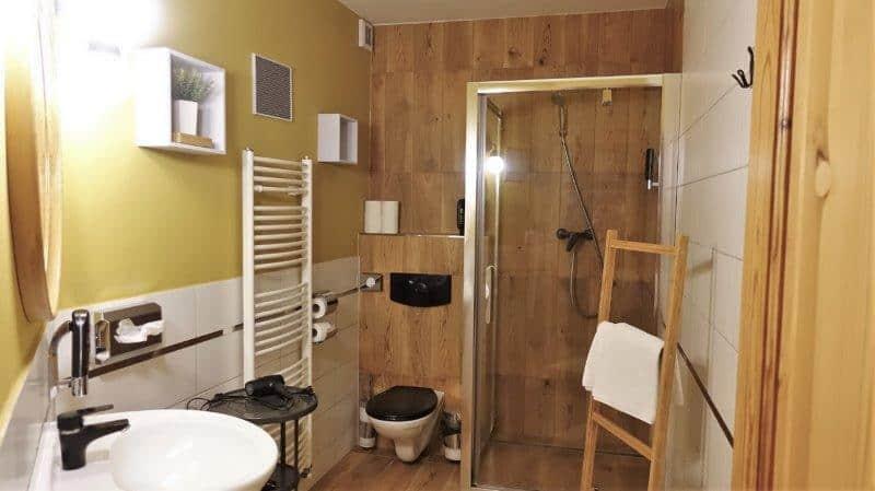 tatras hotel toilet