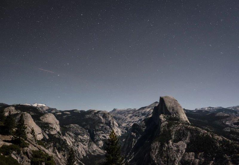 Camping at Yosemite
