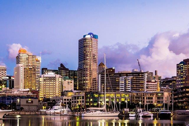 Auckland, New Zealand | Safest countries to travel to after the epidemic