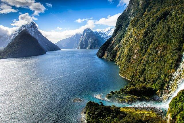 New Zealand | Safest countries to travel to