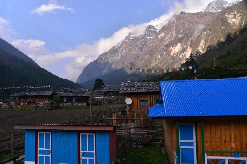 Ghunsa Village