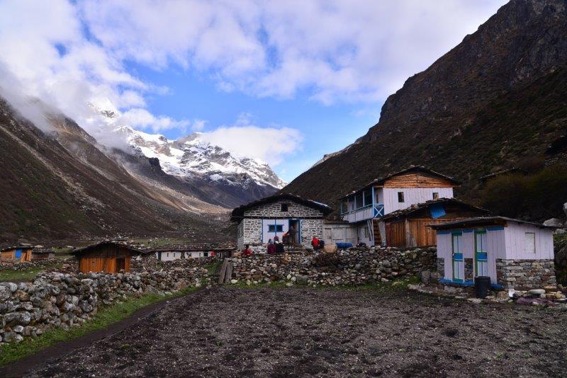 Khambachen Village Kanchenjunga North