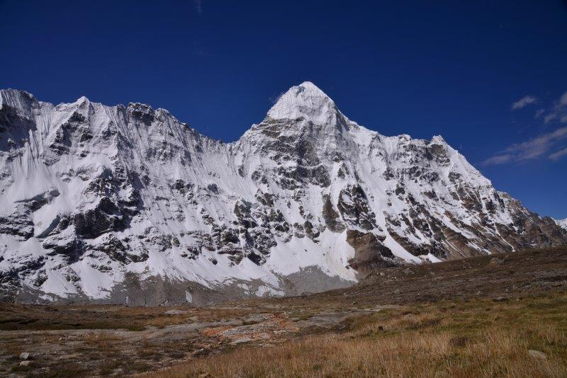 Wedge Peak Kanchenjunga North Base Camp