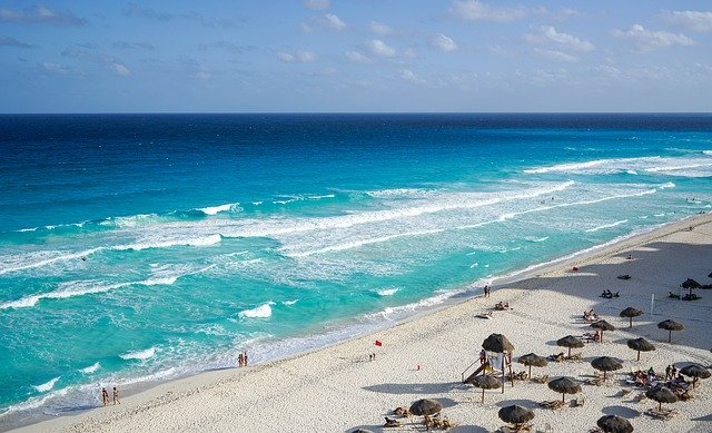 Which islands are open for travel? - Cancun 1228131 640 1