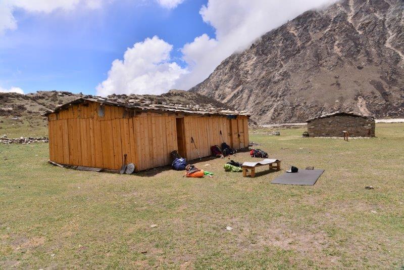 Last Teahouse Of Lhonak