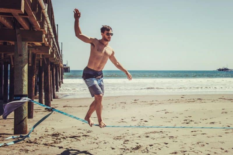 Advantages and Benefits of Slacklining - Ultimate List of 7 Best Slacklines in 2020