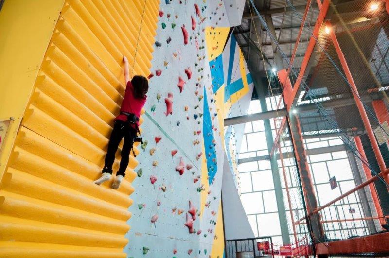 When Should Kids Start Rock Climbing