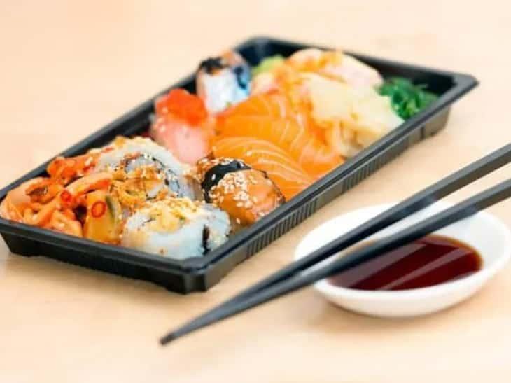 mini food festival at &JOY Dining Hall