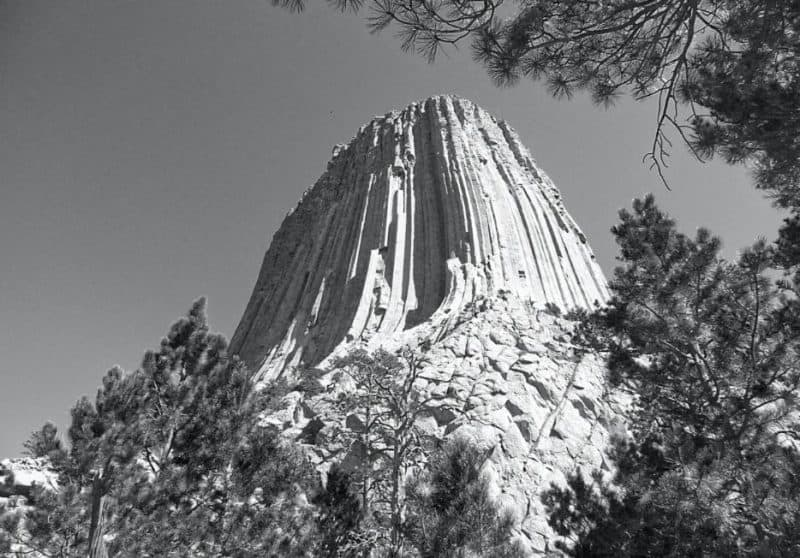 How Tall Is Devil's Tower National Monument