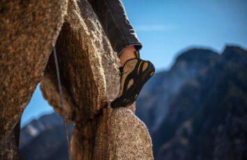 la sportiva for outdoor climbing