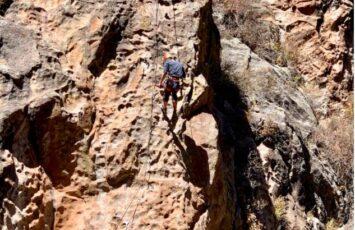 new mexico climbing