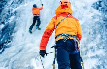 best ice climbing clothing and gear